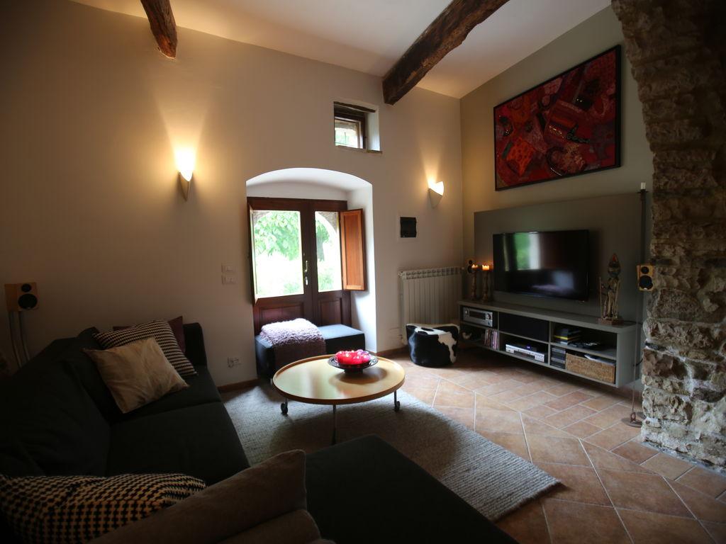 Ferienhaus Haus mit Schwimmbad, Garten und Internet Verbindung im mittelalterlichen Dorf mit Panorama (2356553), Campolieto, Campobasso, Molise, Italien, Bild 10