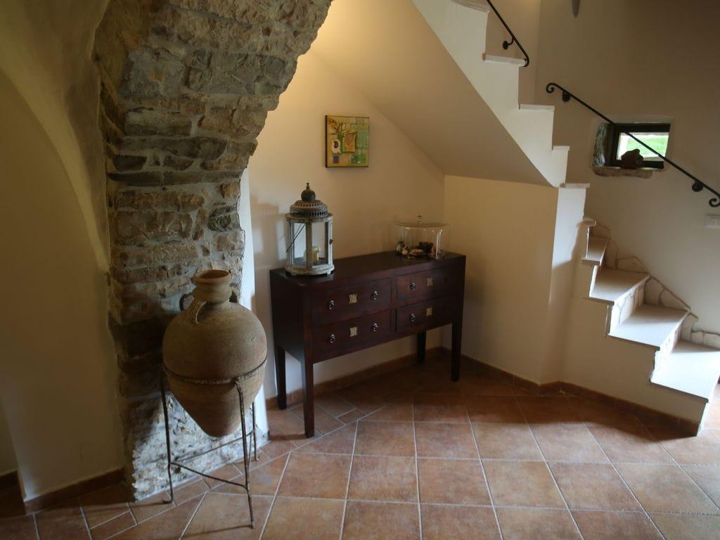 Ferienhaus Haus mit Schwimmbad, Garten und Internet Verbindung im mittelalterlichen Dorf mit Panorama (2356553), Campolieto, Campobasso, Molise, Italien, Bild 13