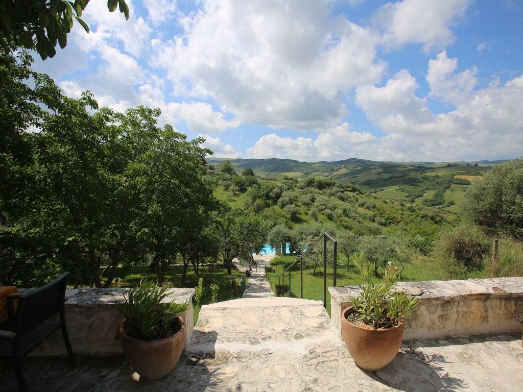 Ferienhaus Haus mit Schwimmbad, Garten und Internet Verbindung im mittelalterlichen Dorf mit Panorama (2356553), Campolieto, Campobasso, Molise, Italien, Bild 18