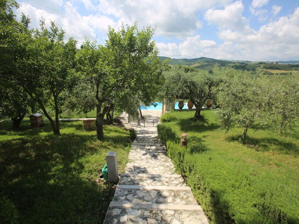 Ferienhaus Haus mit Schwimmbad, Garten und Internet Verbindung im mittelalterlichen Dorf mit Panorama (2356553), Campolieto, Campobasso, Molise, Italien, Bild 17