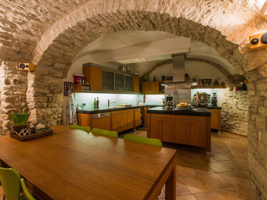 Ferienhaus Haus mit Schwimmbad, Garten und Internet Verbindung im mittelalterlichen Dorf mit Panorama (2356553), Campolieto, Campobasso, Molise, Italien, Bild 2