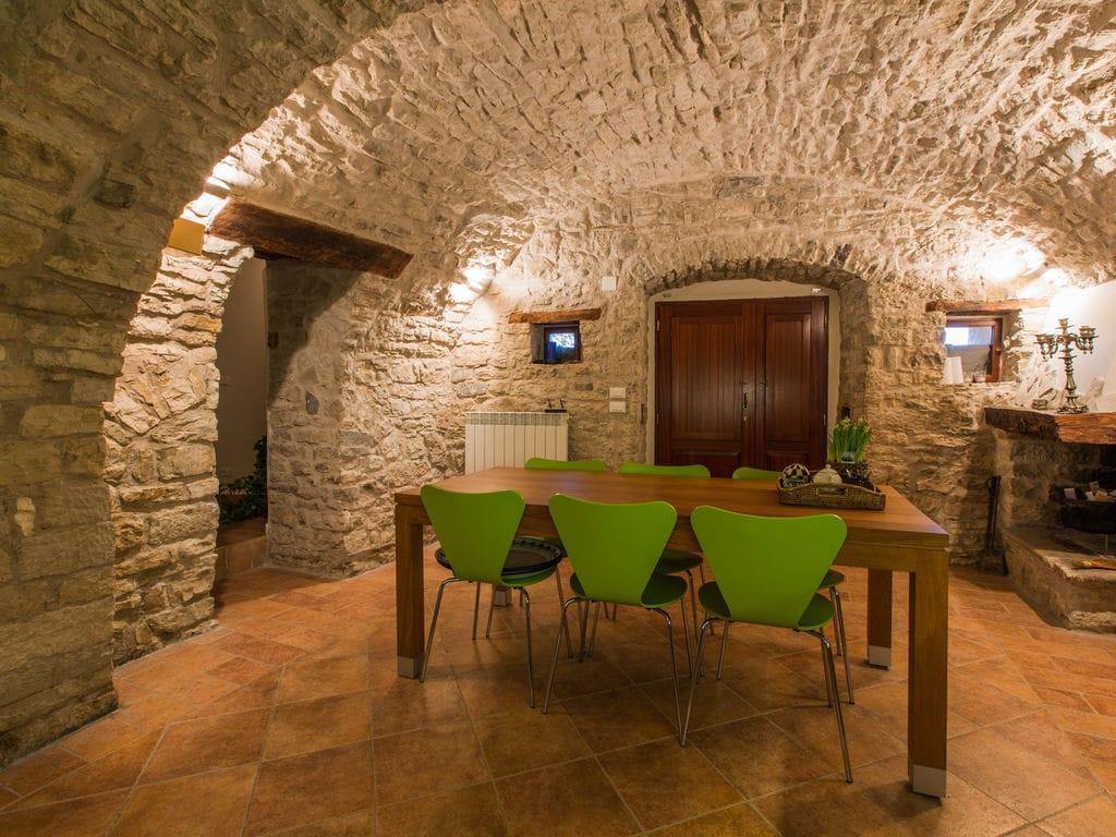Ferienhaus Haus mit Schwimmbad, Garten und Internet Verbindung im mittelalterlichen Dorf mit Panorama (2356553), Campolieto, Campobasso, Molise, Italien, Bild 3