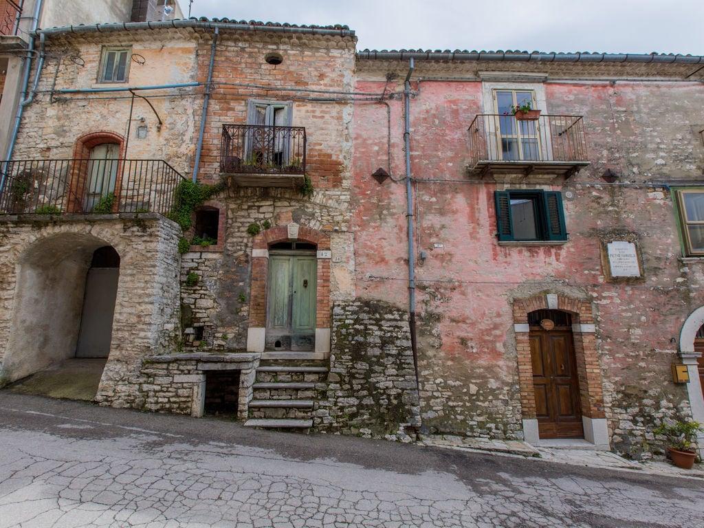 Ferienhaus Haus mit Schwimmbad, Garten und Internet Verbindung im mittelalterlichen Dorf mit Panorama (2356553), Campolieto, Campobasso, Molise, Italien, Bild 20