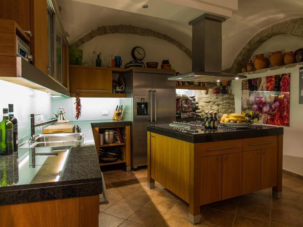 Ferienhaus Haus mit Schwimmbad, Garten und Internet Verbindung im mittelalterlichen Dorf mit Panorama (2356553), Campolieto, Campobasso, Molise, Italien, Bild 12