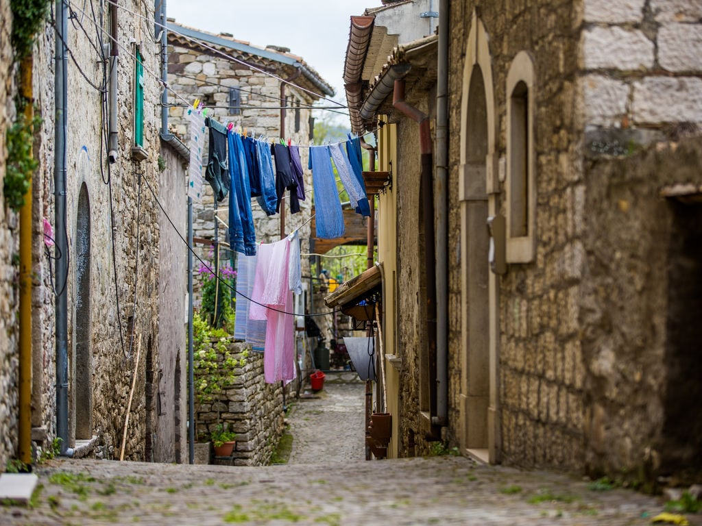 Ferienhaus Haus mit Schwimmbad, Garten und Internet Verbindung im mittelalterlichen Dorf mit Panorama (2356553), Campolieto, Campobasso, Molise, Italien, Bild 21