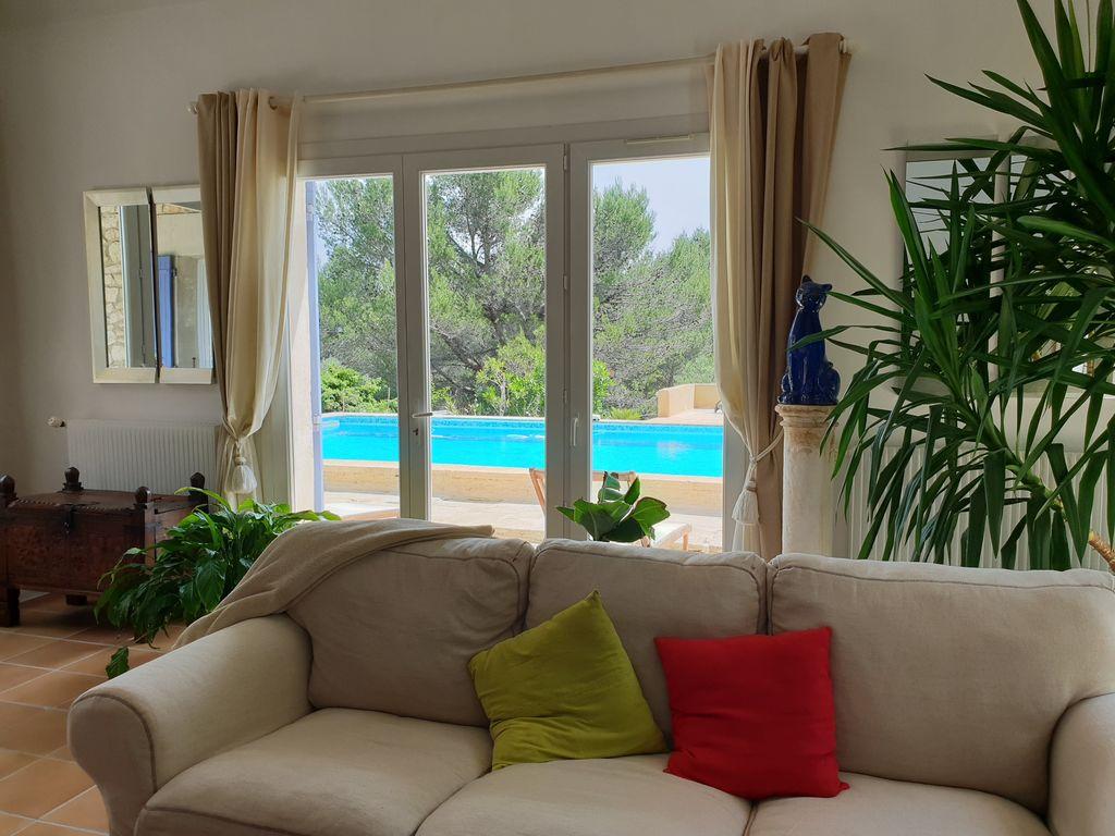 Ferienhaus Villa View Rhône (2362553), Aramon, Gard Binnenland, Languedoc-Roussillon, Frankreich, Bild 8
