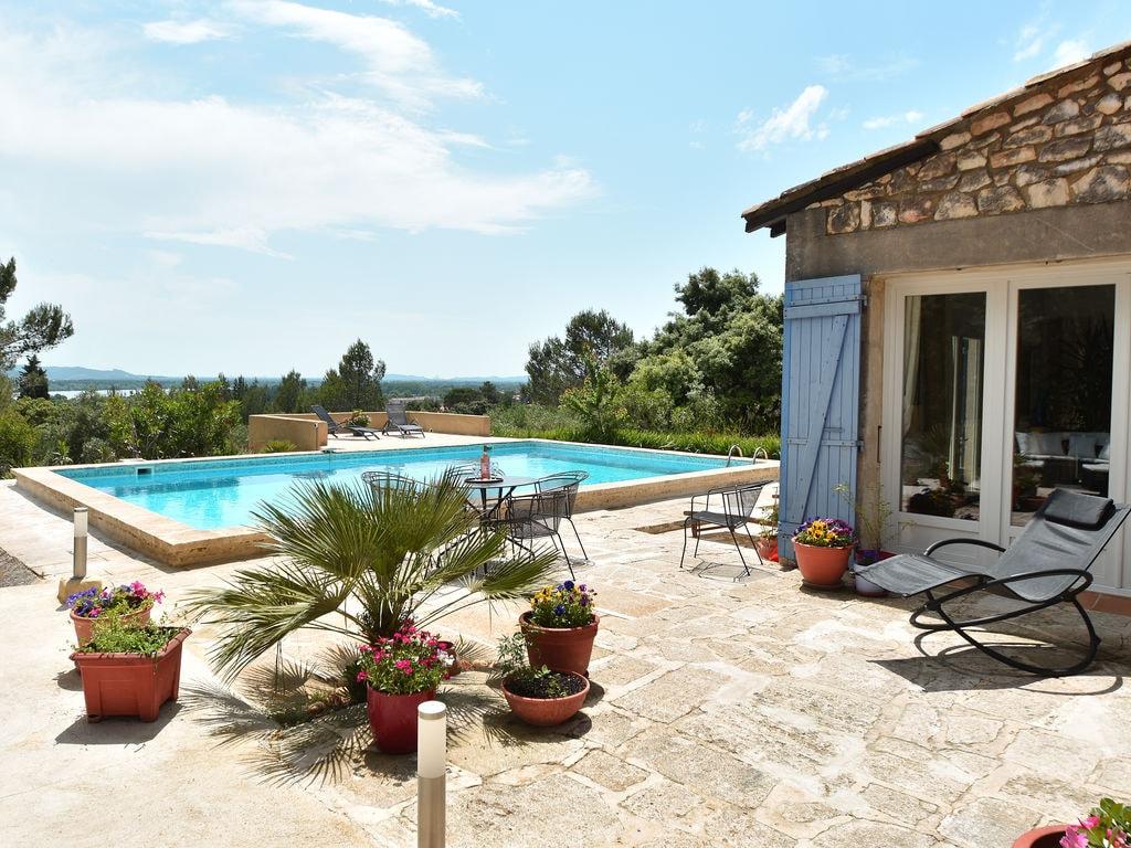 Ferienhaus Villa View Rhône (2362553), Aramon, Gard Binnenland, Languedoc-Roussillon, Frankreich, Bild 24