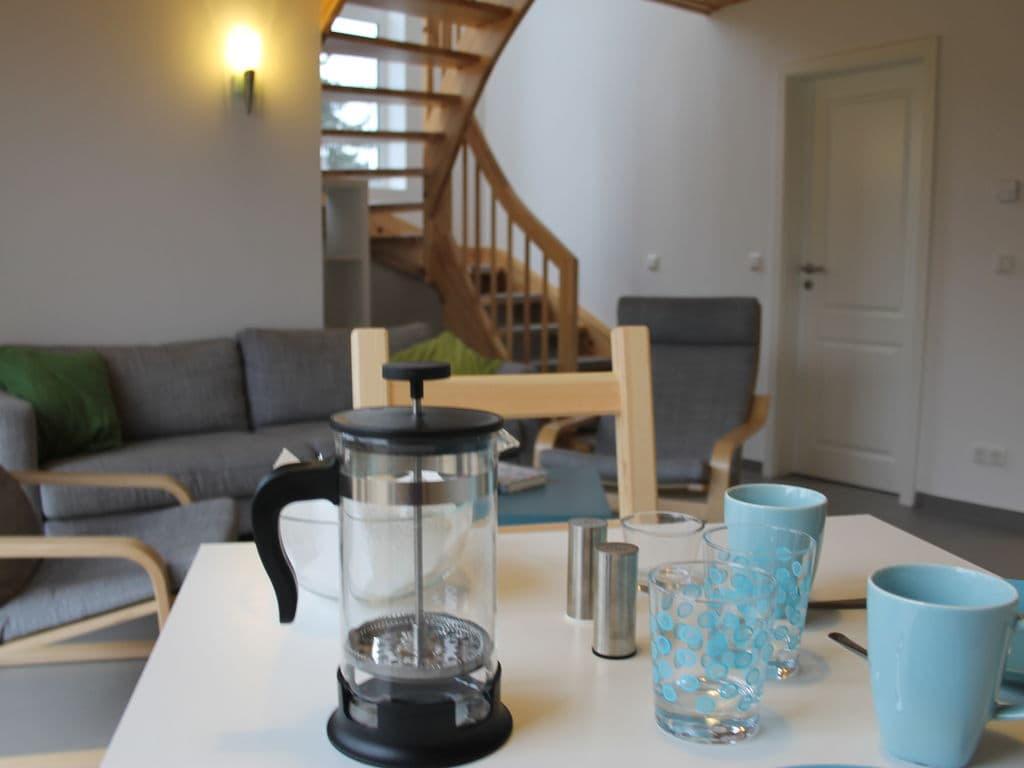 Ferrienhaus Backbord und Steuerbord mit Garten und Ferienhaus an der Ostsee