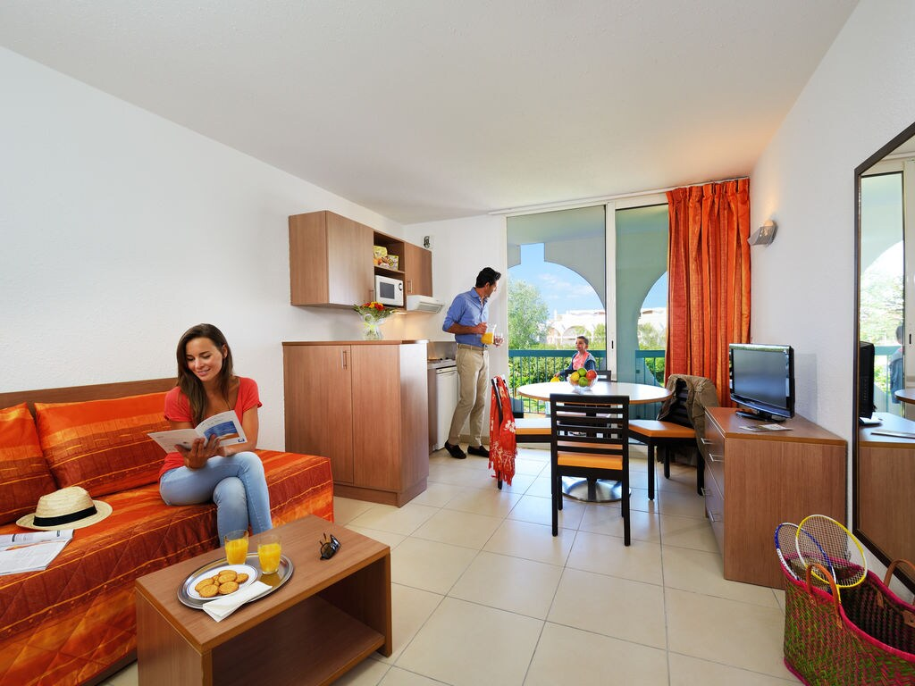 Holiday apartment Residéal Bernard de Ventadour (2357303), La Grande Motte, Mediterranean coast Hérault, Languedoc-Roussillon, France, picture 5