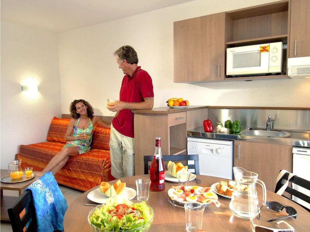 Holiday apartment Residéal Bernard de Ventadour (2357291), La Grande Motte, Mediterranean coast Hérault, Languedoc-Roussillon, France, picture 4