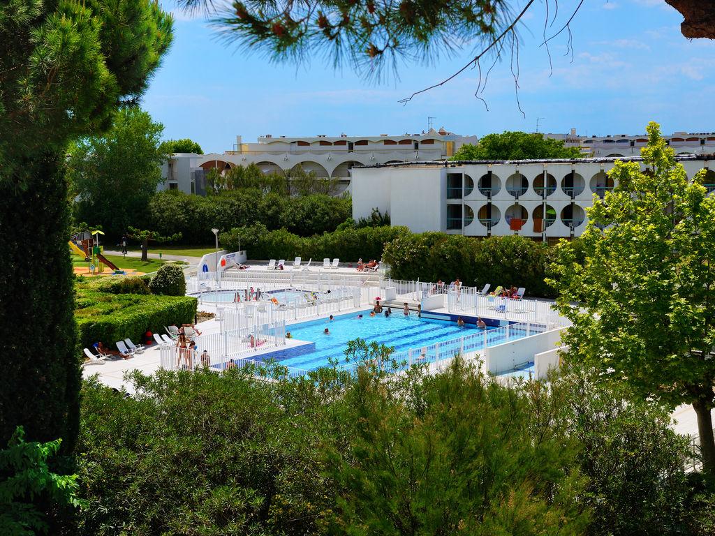 Holiday apartment Residéal Bernard de Ventadour (2357291), La Grande Motte, Mediterranean coast Hérault, Languedoc-Roussillon, France, picture 1