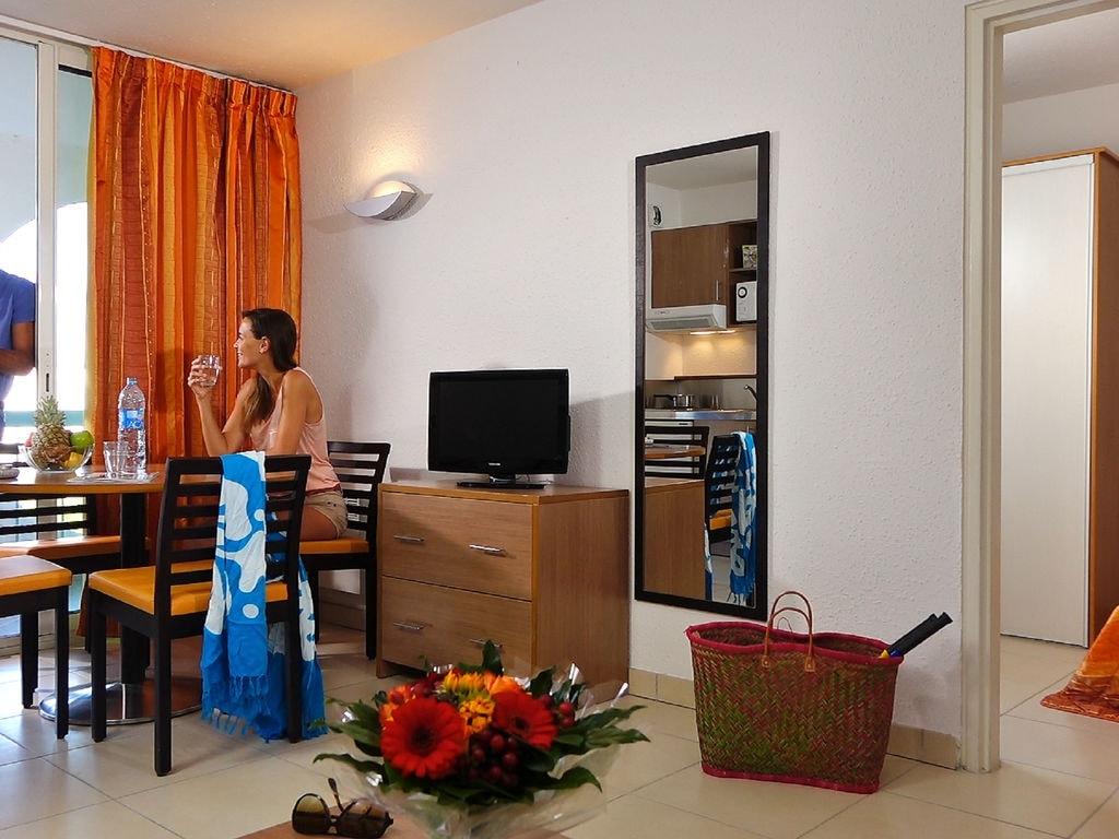 Holiday apartment Residéal Bernard de Ventadour (2357290), La Grande Motte, Mediterranean coast Hérault, Languedoc-Roussillon, France, picture 5