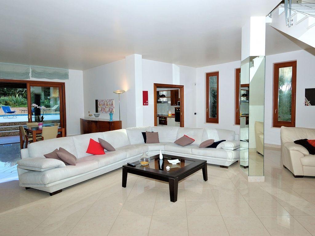 Holiday house Villa Spaziosa (2361558), Valderice, Trapani, Sicily, Italy, picture 7