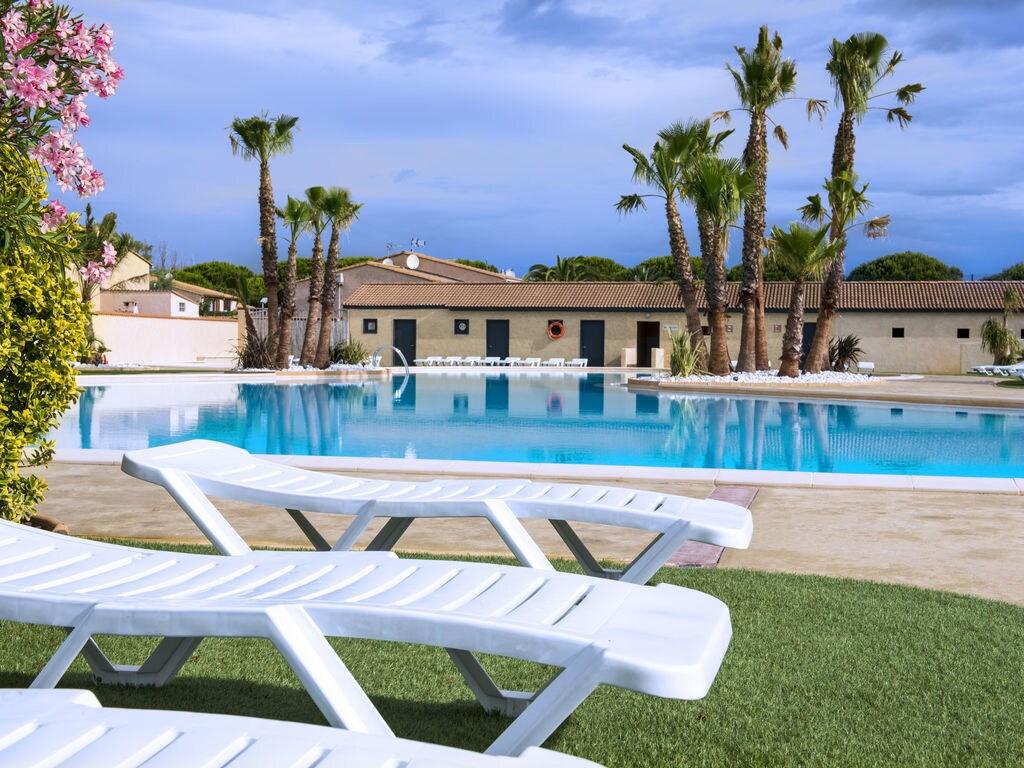 Holiday house Les Tamaris & Les Portes du Soleil 2 (2429667), Portiragnes, Mediterranean coast Hérault, Languedoc-Roussillon, France, picture 9