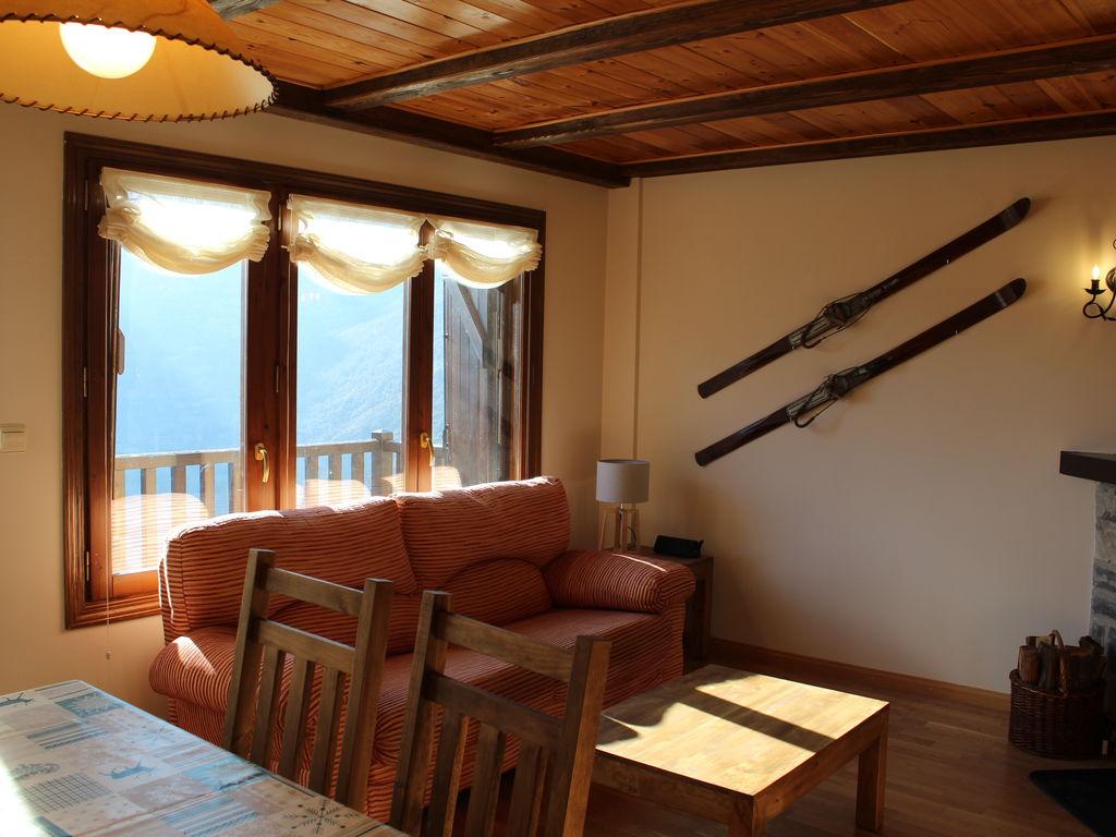 Ferienhaus Gemütliches Ferienhaus in der Nähe vom Skibus in Aragon (2393801), Hoz de Jaca, Huesca, Aragonien, Spanien, Bild 6