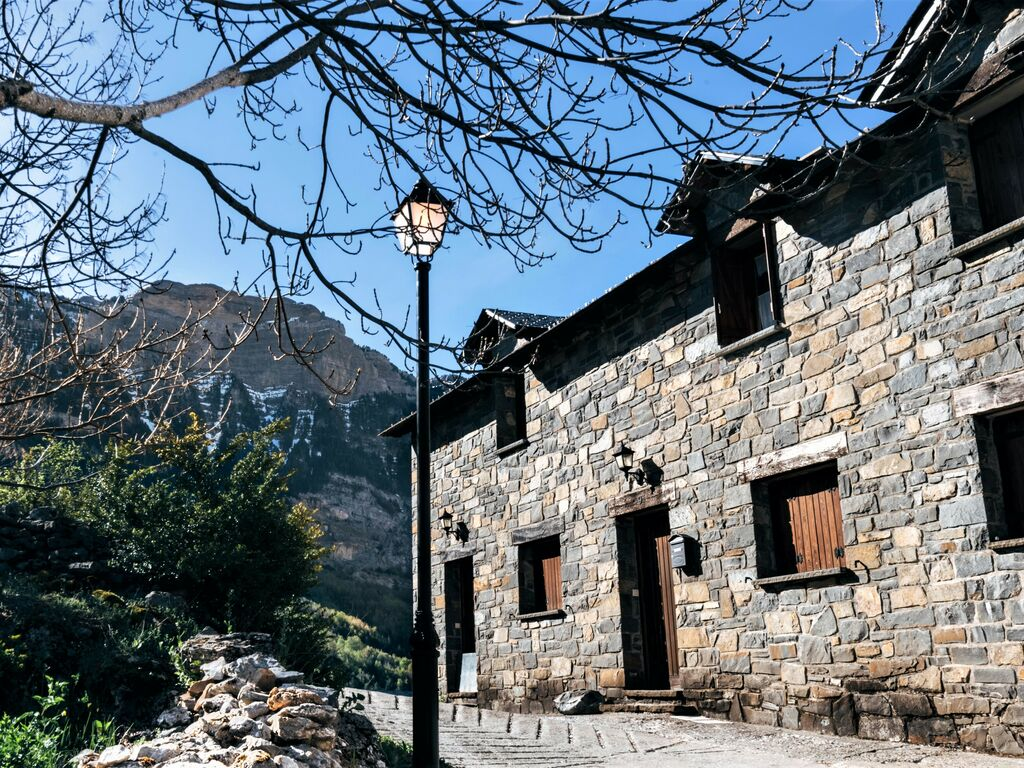Hoz de Jaca Ferienhaus  Aragonien