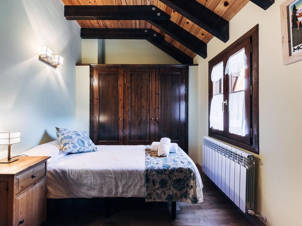 Ferienhaus Gemütliches Ferienhaus in der Nähe vom Skibus in Aragon (2393801), Hoz de Jaca, Huesca, Aragonien, Spanien, Bild 12