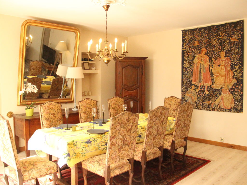 Ferienhaus Komfortables Ferienhaus mit eingezäuntem Garten in Bouix (2364791), Laignes, Côte d'Or, Burgund, Frankreich, Bild 3