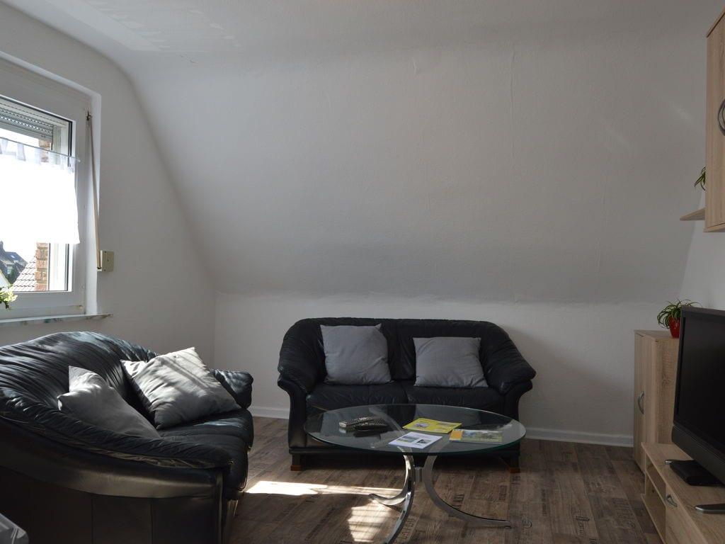 Gemütliches Apartment in Rees mit kostenlosem Ferienwohnung in Nordrhein Westfalen
