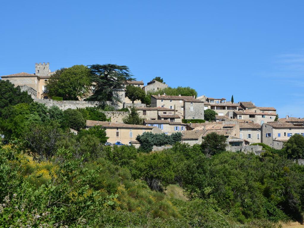Holiday house Schönes Ferienhaus am Seeufer in Malaucène (2509827), Malaucène, Vaucluse, Provence - Alps - Côte d'Azur, France, picture 28