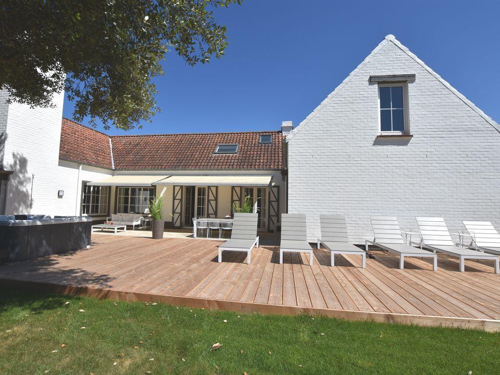 Ferienhaus Villa Petunias (2470754), Koksijde, Westflandern, Flandern, Belgien, Bild 29