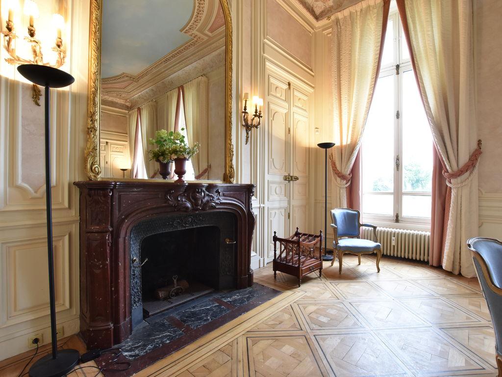 Ferienhaus Komfortables Ferienhaus in Ocquerre (2396279), Lizy sur Ourcq, Seine-et-Marne, Paris - Ile de France, Frankreich, Bild 8