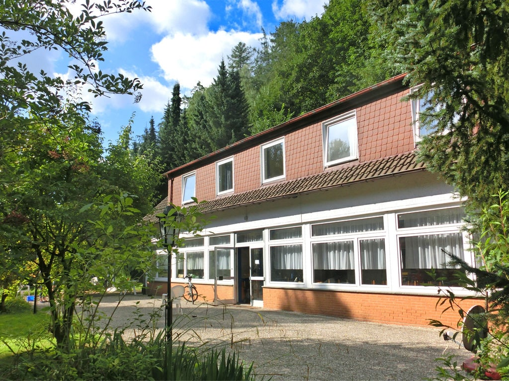 Geräumiges Ferienhaus in Waldnähe in L&o Ferienhaus in Deutschland