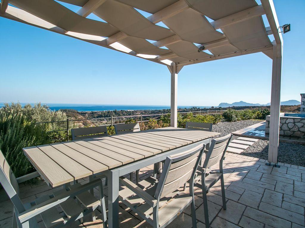 Holiday house Luxuriöse Villa in Meeresnähe in Kalithies mit Whirlpool (2393815), Faliraki, Rhodes, Dodecanes Islands, Greece, picture 21