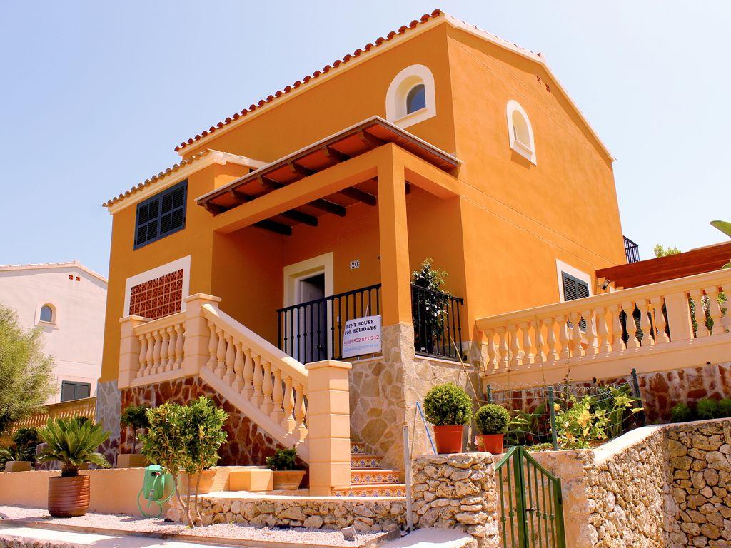 Ferienhaus Los Geranios (2393292), Cala Mandia, Mallorca, Balearische Inseln, Spanien, Bild 11