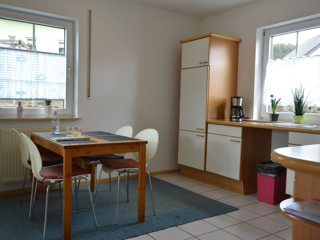 Ferienwohnung Gemütliches Appartement in Zendscheid nahe des Waldes (2415799), Kyllburg, Südeifel, Rheinland-Pfalz, Deutschland, Bild 8