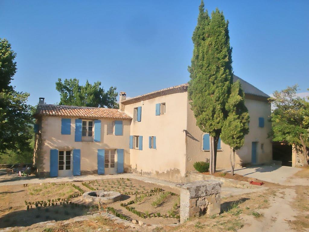 Ferienhaus Gehobene Villa in der Provence mit Terrasse und Garten (2419929), Apt, Vaucluse, Provence - Alpen - Côte d'Azur, Frankreich, Bild 6