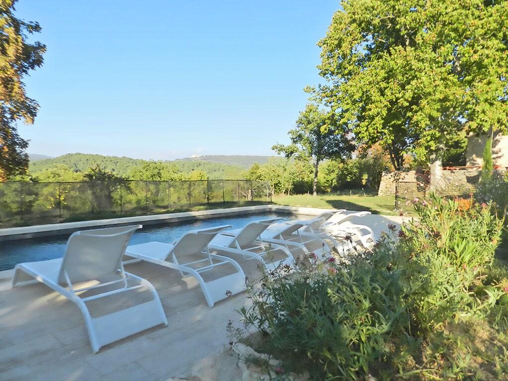 Ferienhaus Gehobene Villa in der Provence mit Terrasse und Garten (2419929), Apt, Vaucluse, Provence - Alpen - Côte d'Azur, Frankreich, Bild 7