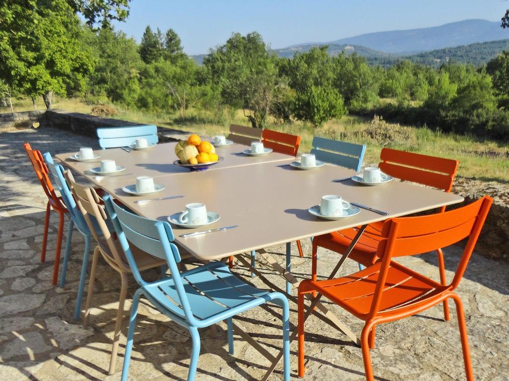 Ferienhaus Gehobene Villa in der Provence mit Terrasse und Garten (2419929), Apt, Vaucluse, Provence - Alpen - Côte d'Azur, Frankreich, Bild 33