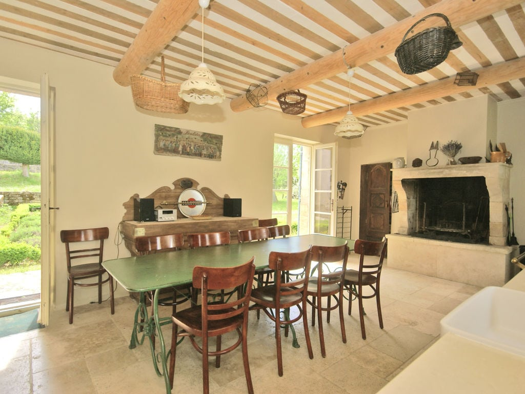 Ferienhaus Gehobene Villa in der Provence mit Terrasse und Garten (2419929), Apt, Vaucluse, Provence - Alpen - Côte d'Azur, Frankreich, Bild 13