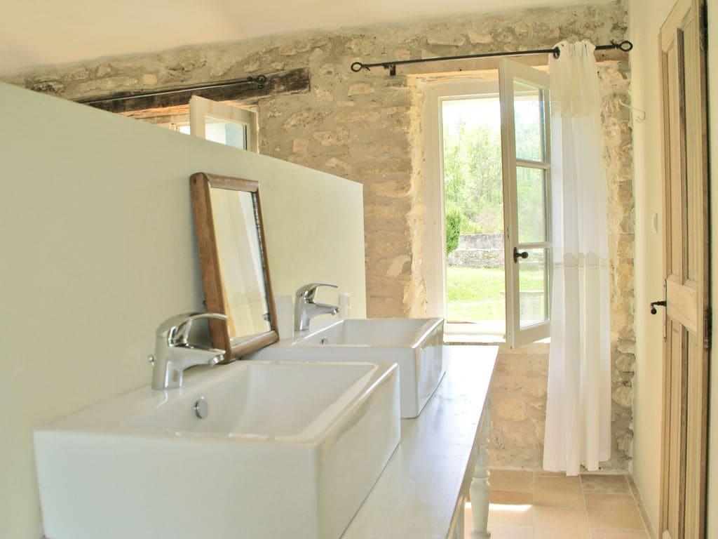 Ferienhaus Gehobene Villa in der Provence mit Terrasse und Garten (2419929), Apt, Vaucluse, Provence - Alpen - Côte d'Azur, Frankreich, Bild 27