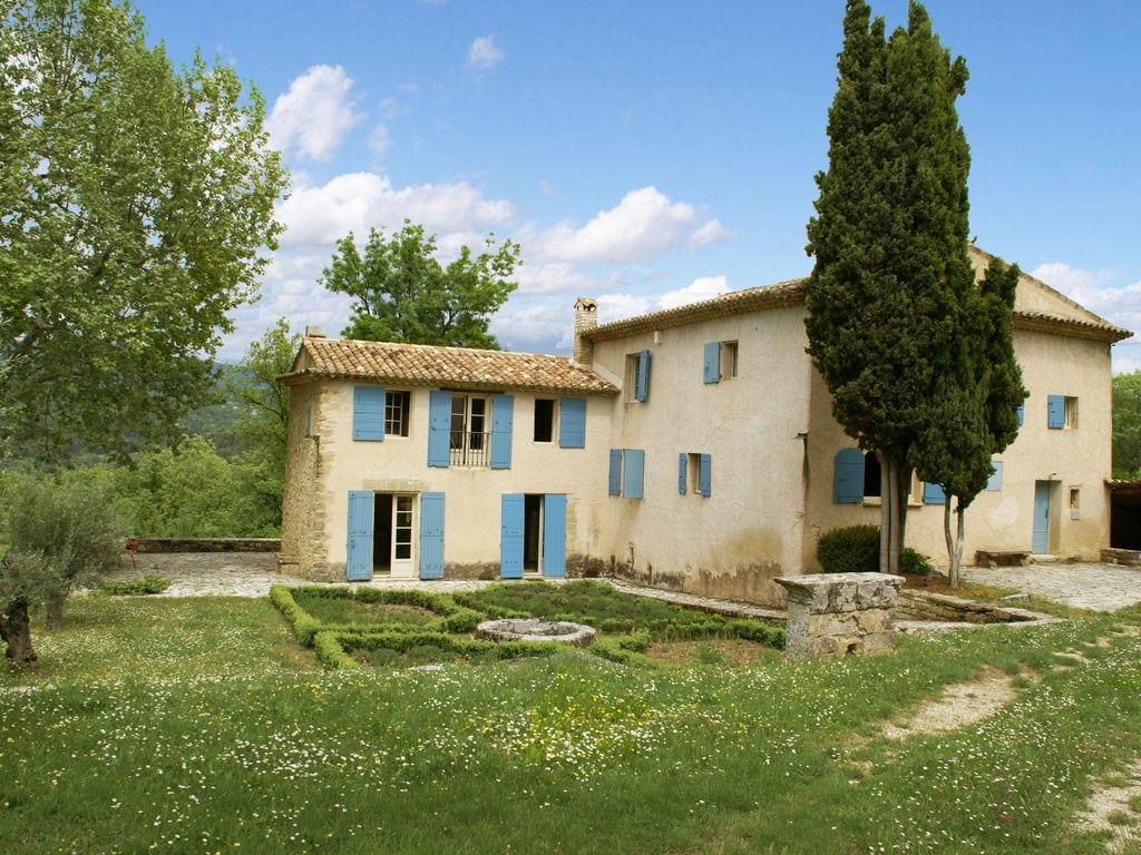 Ferienhaus Gehobene Villa in der Provence mit Terrasse und Garten (2419929), Apt, Vaucluse, Provence - Alpen - Côte d'Azur, Frankreich, Bild 4