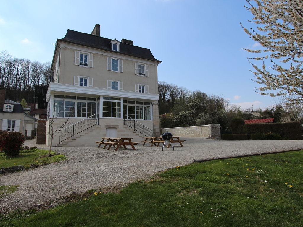 Ferienhaus Au petit Château (2416545), Bar sur Seine, Aube, Champagne-Ardennes, Frankreich, Bild 3