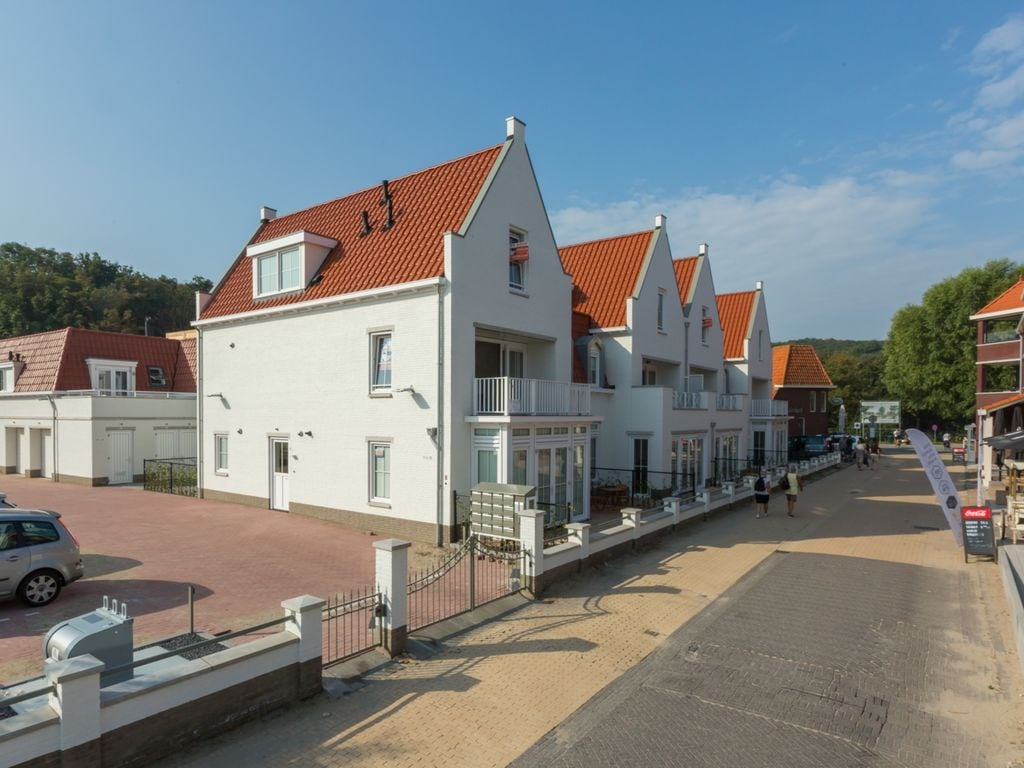 Appartement Duinhof Dishoek - 6 personen sauna Ferienwohnung  Zeeland
