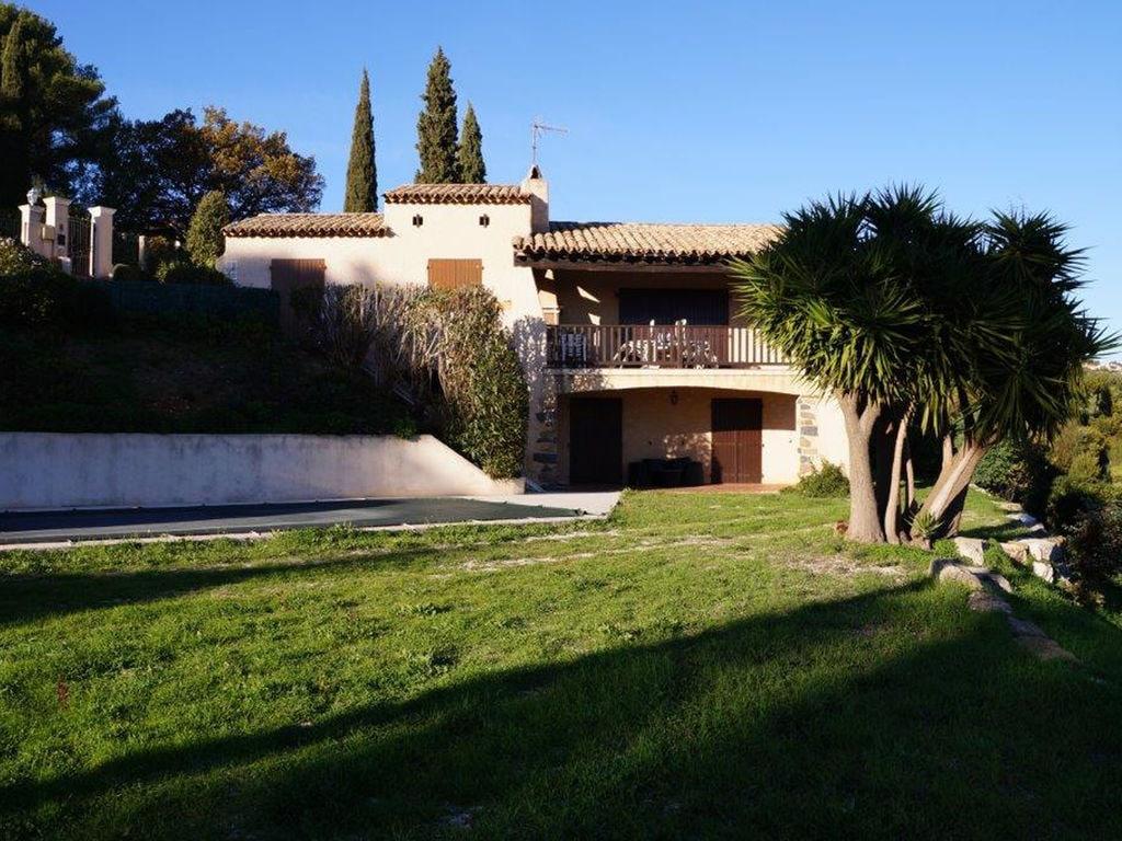 Ferienhaus villa Pourpois (2415803), La Croix Valmer, Côte d'Azur, Provence - Alpen - Côte d'Azur, Frankreich, Bild 2