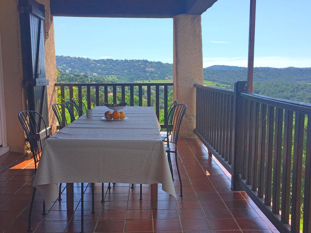 Ferienhaus villa Pourpois (2415803), La Croix Valmer, Côte d'Azur, Provence - Alpen - Côte d'Azur, Frankreich, Bild 18