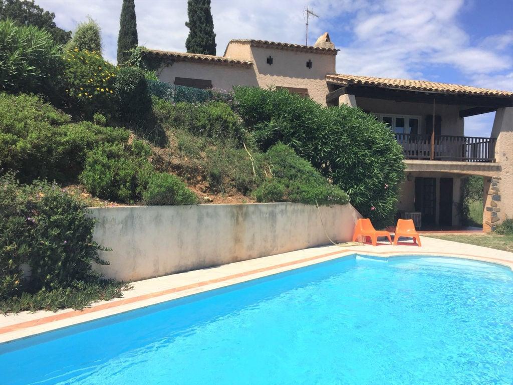 Ferienhaus villa Pourpois (2415803), La Croix Valmer, Côte d'Azur, Provence - Alpen - Côte d'Azur, Frankreich, Bild 1