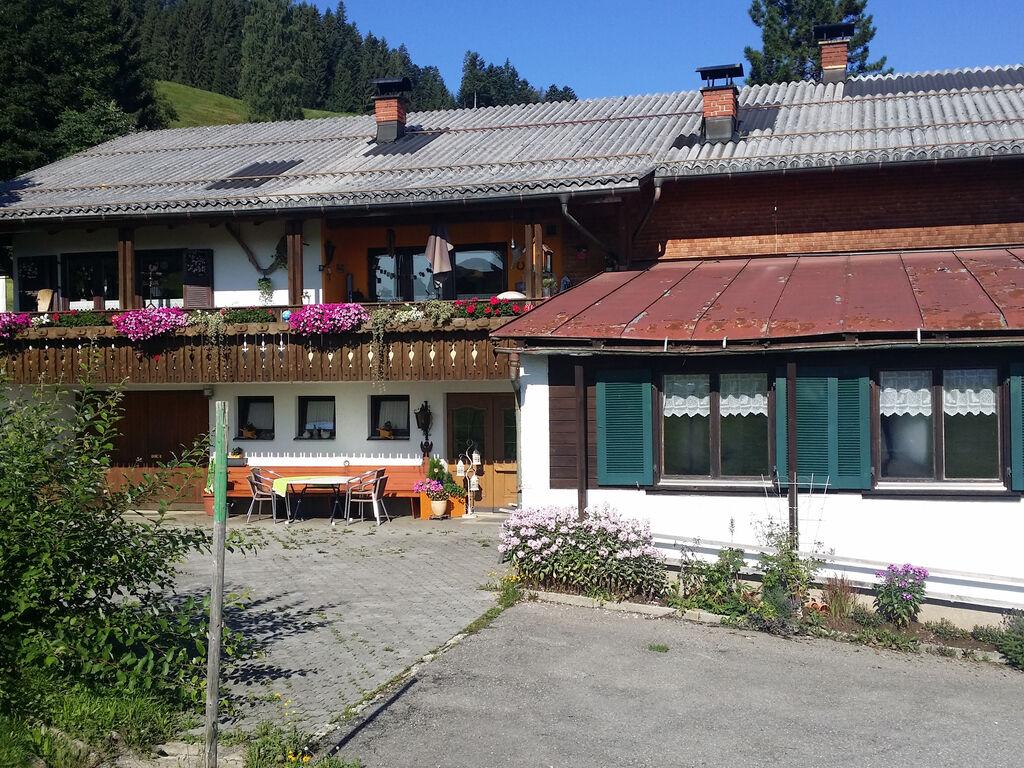 Maison de vacances Spielmoos (2413419), Schwarzenberg (AT), Bregenzerwald, Vorarlberg, Autriche, image 7