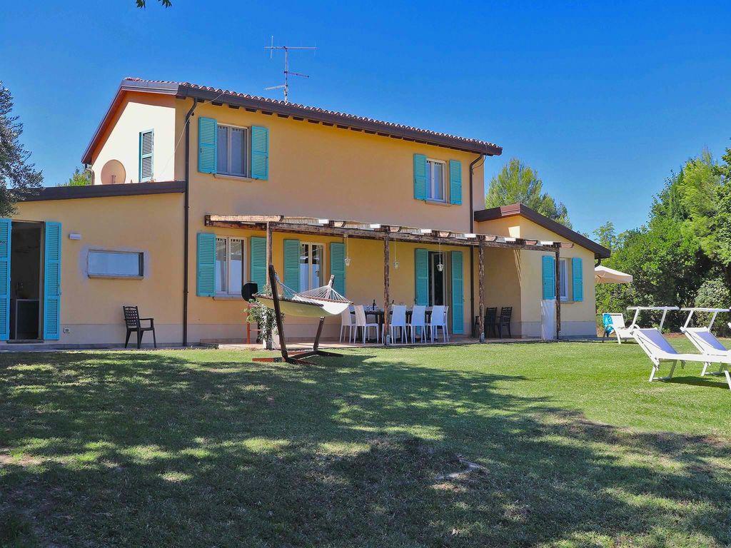 Ferienhaus Villa Castagni (2420725), Pesaro, Pesaro und Urbino, Marken, Italien, Bild 4