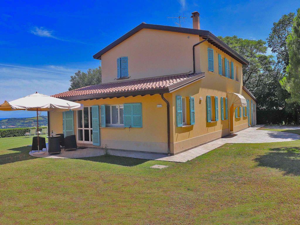 Ferienhaus Villa Castagni (2420725), Pesaro, Pesaro und Urbino, Marken, Italien, Bild 3