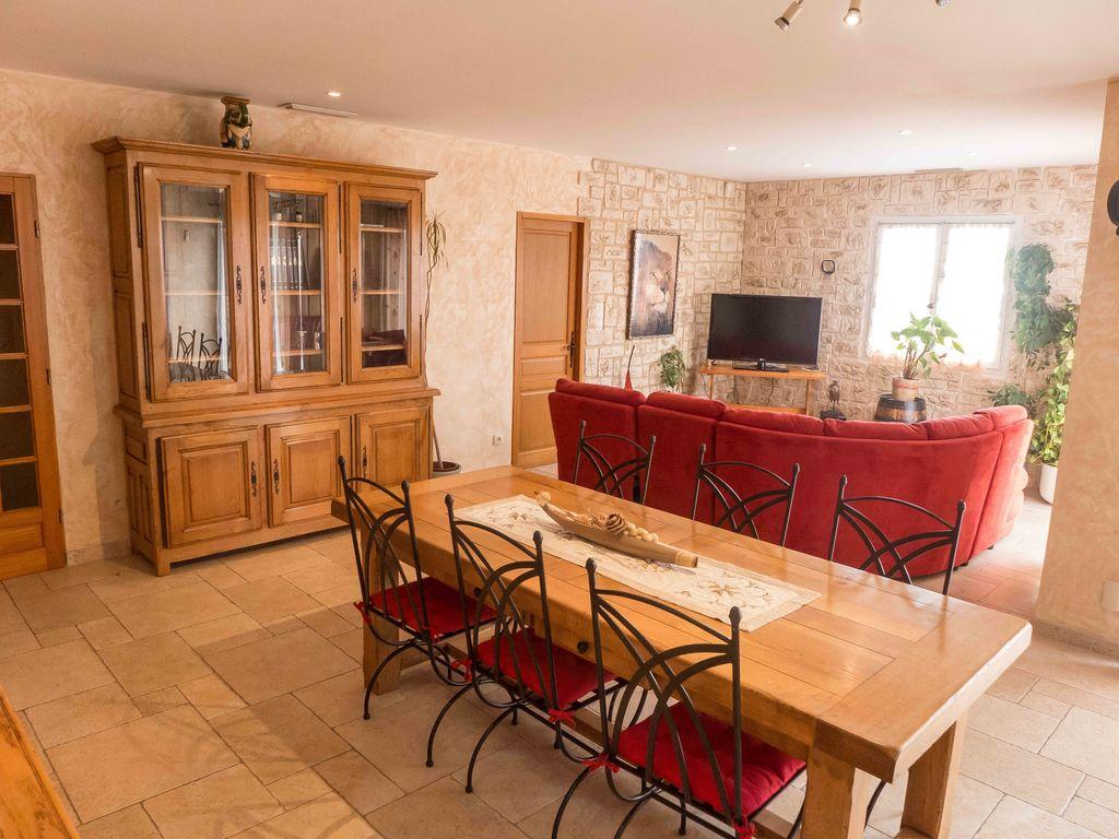 Ferienhaus Prachtvolle Villa mit Swimmingpool in Sallèles-d'Aude (2424315), Cuxac d'Aude, Mittelmeerküste Aude, Languedoc-Roussillon, Frankreich, Bild 5