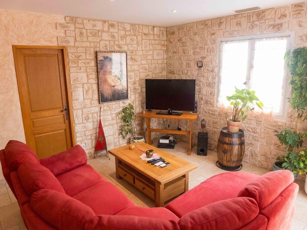 Ferienhaus Prachtvolle Villa mit Swimmingpool in Sallèles-d'Aude (2424315), Cuxac d'Aude, Mittelmeerküste Aude, Languedoc-Roussillon, Frankreich, Bild 6