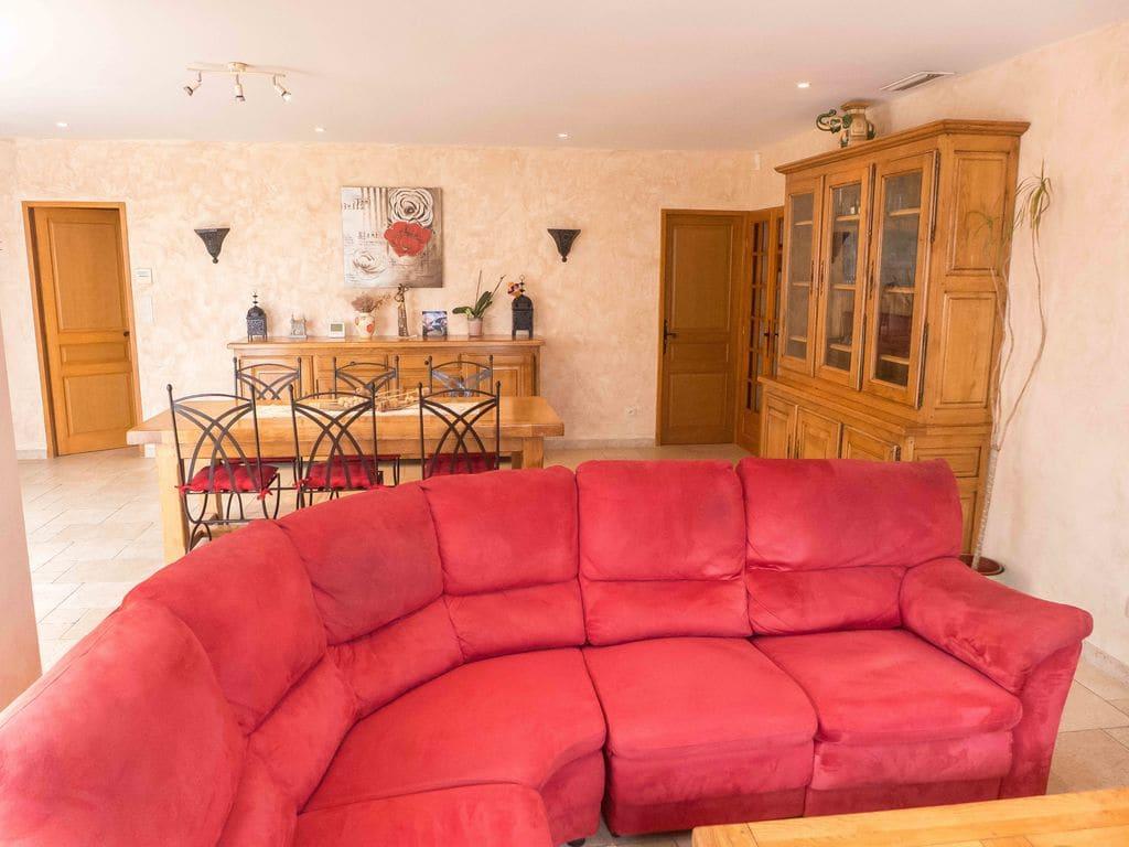Ferienhaus Prachtvolle Villa mit Swimmingpool in Sallèles-d'Aude (2424315), Cuxac d'Aude, Mittelmeerküste Aude, Languedoc-Roussillon, Frankreich, Bild 7
