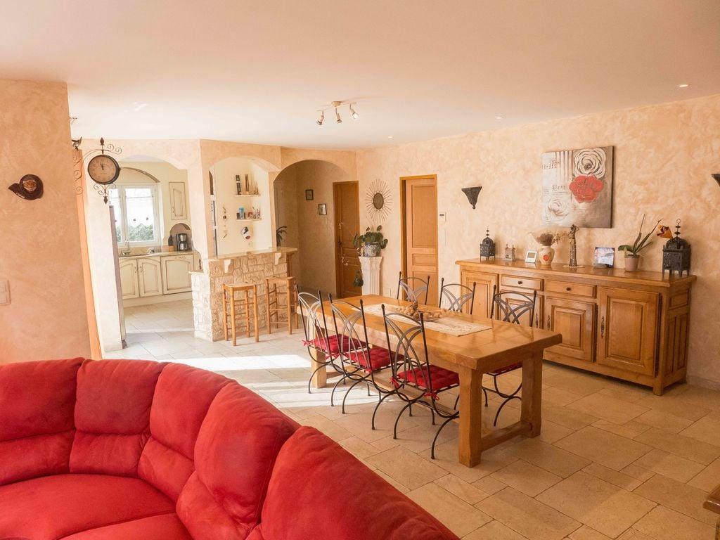 Ferienhaus Prachtvolle Villa mit Swimmingpool in Sallèles-d'Aude (2424315), Cuxac d'Aude, Mittelmeerküste Aude, Languedoc-Roussillon, Frankreich, Bild 8