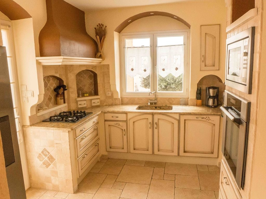 Ferienhaus Prachtvolle Villa mit Swimmingpool in Sallèles-d'Aude (2424315), Cuxac d'Aude, Mittelmeerküste Aude, Languedoc-Roussillon, Frankreich, Bild 10
