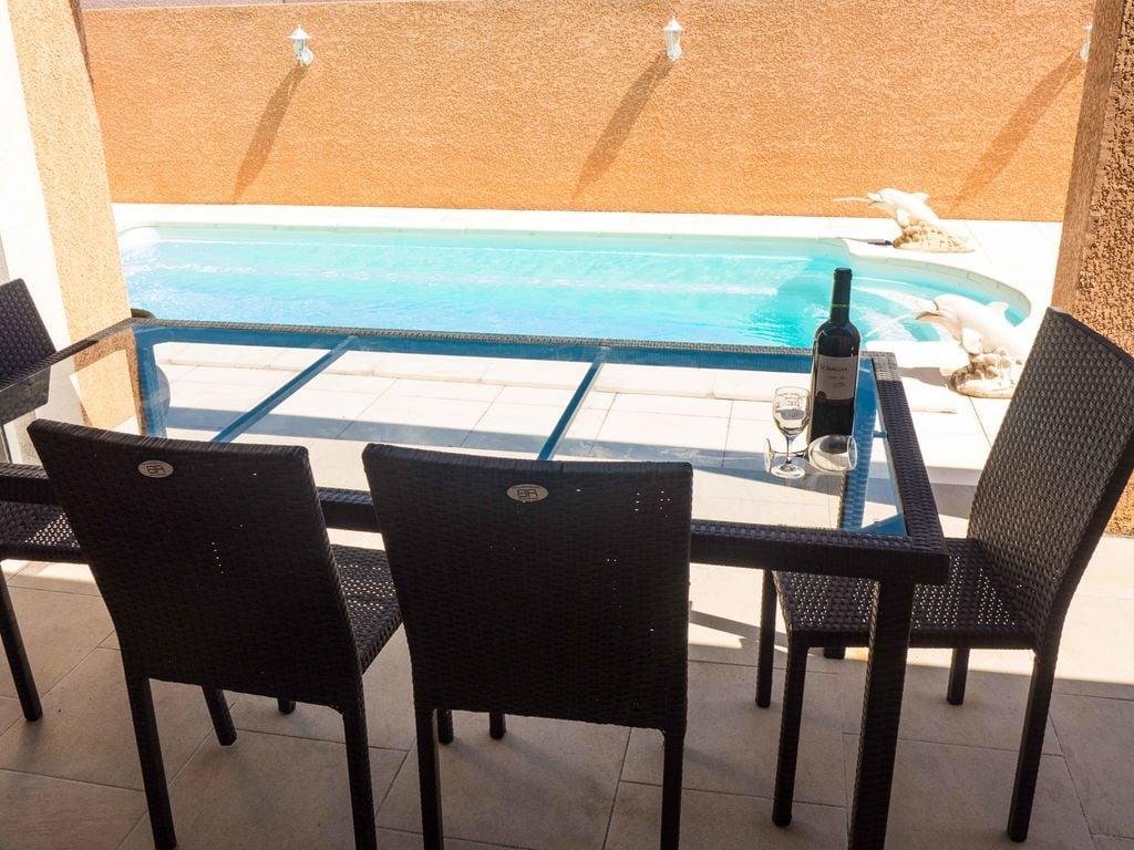 Ferienhaus Prachtvolle Villa mit Swimmingpool in Sallèles-d'Aude (2424315), Cuxac d'Aude, Mittelmeerküste Aude, Languedoc-Roussillon, Frankreich, Bild 18